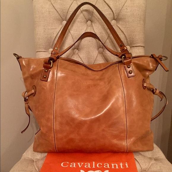 173e9e6682e2 CAVALCANTI Handbags - CAVALCANTI Leather Bag